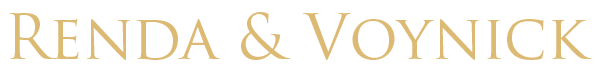 Renda and Voynick Retina Logo
